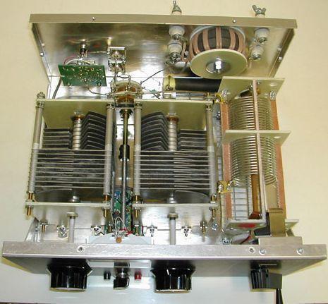 S-Match universal antenna tuner
