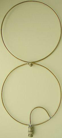Eight Shaped 2m Magnetic Loop